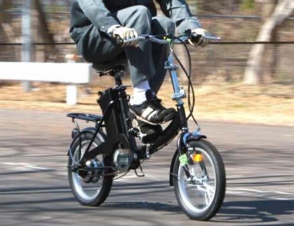 走れない「電動アシスト自転車 ...