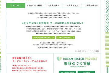 DREAM-MATCH PROJECT