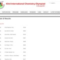 43rd International Chemistry Olympiad