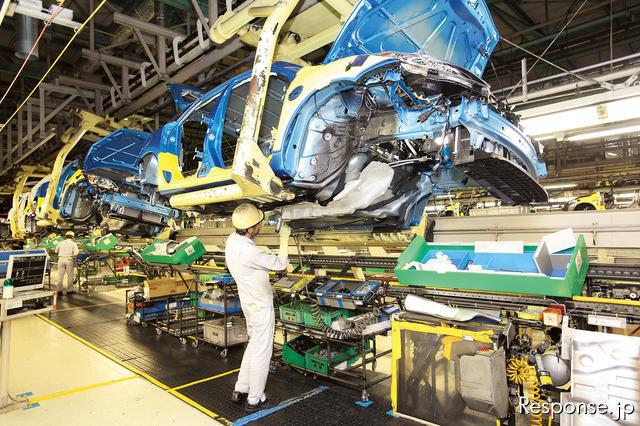 節電対策…自動車メーカーの ...