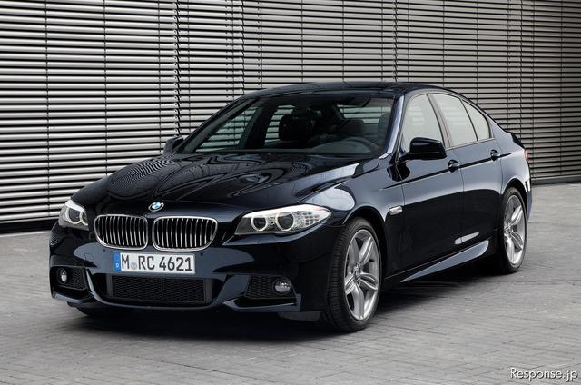 BMW・5シリーズの画像 p1_18
