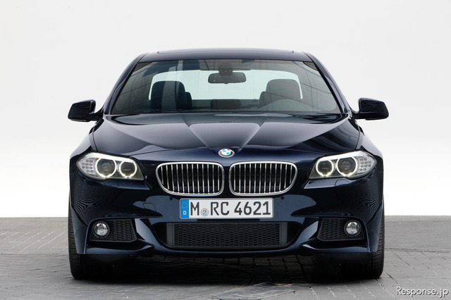 BMW・5シリーズの画像 p1_17