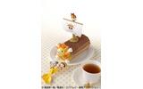 ONE PIECE サウザンド・サニー号 ロールケーキの画像