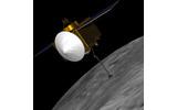 オシリス・レックス探査機の画像