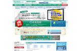 東進「大学入試問題過去問データベース」の画像