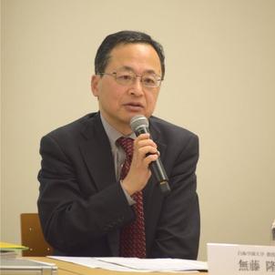 白梅学園大学教授の無藤隆氏