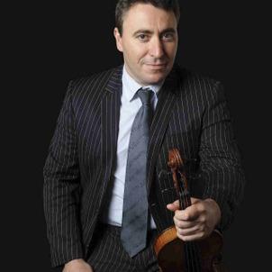 ヴァイオリニストのマキシム・ヴェンゲーロフ氏 (c) Rikimaru Hotta