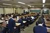 【センター試験2013】試験開始前の会場の様子と解答速報案内
