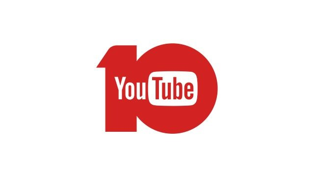 YouTube10周年