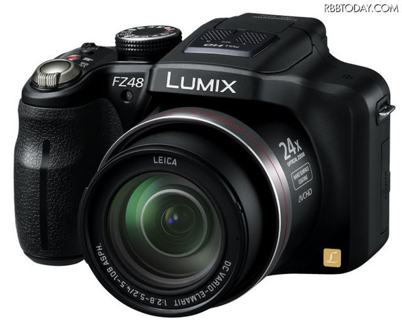 「LUMIX DMC-FZ48」