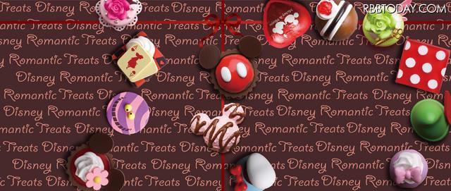 バレンタイン仕様のライブ壁紙ディズニーチョココレが登場 リセマム