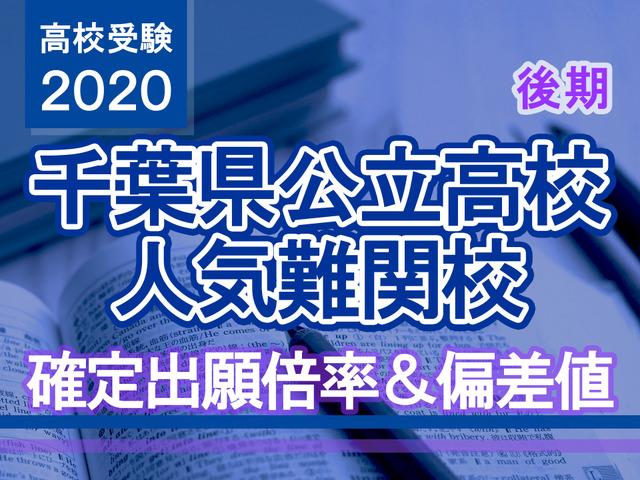 高校 千葉 2021 県 倍率
