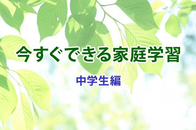 学習 サイト 中学
