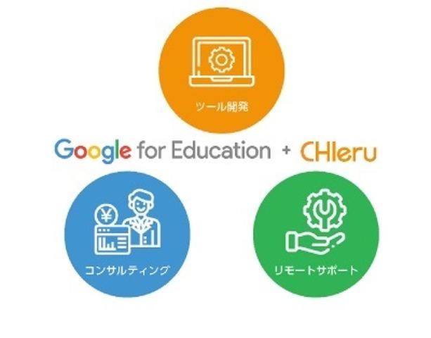 チエル、Google for Education技術支援を開始 | リセマム