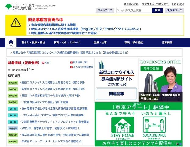 東京 都 新型 コロナ ウイルス