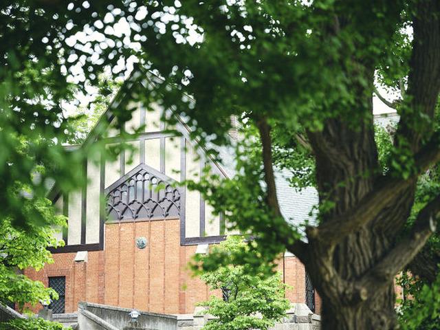 明治学院大学 白金キャンパス