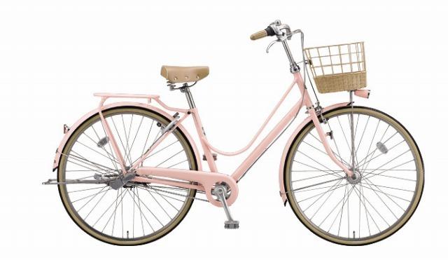 女子高生向け通学自転車「カジュナ」2013モデル、ブリヂストン ...
