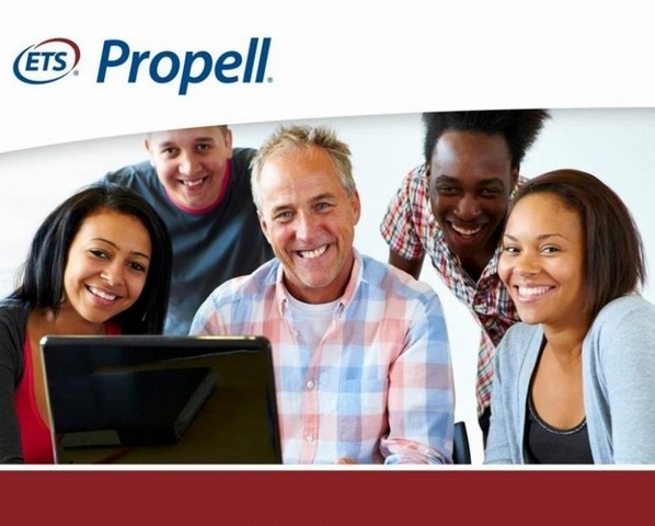 ETS Propell Workshop for the TOEFL iBT Test