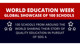 WORLD EDUCATION WEEK