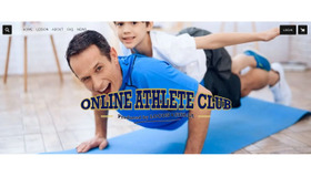 ONLINE ATHLETE CLUB