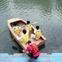芝中や駒場東邦中も参加、手造り船舶「Eボート」で東京湾へ