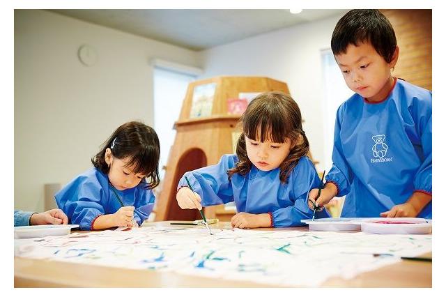 ファミリアの保育園、アフタースクールと週3日のプラン追加 画像