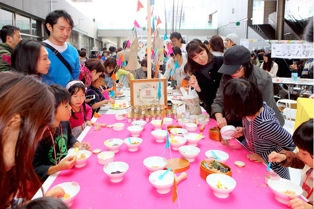 二子玉川ライズ、家族向け参加型アートやワークショップ10/31-11/1 画像