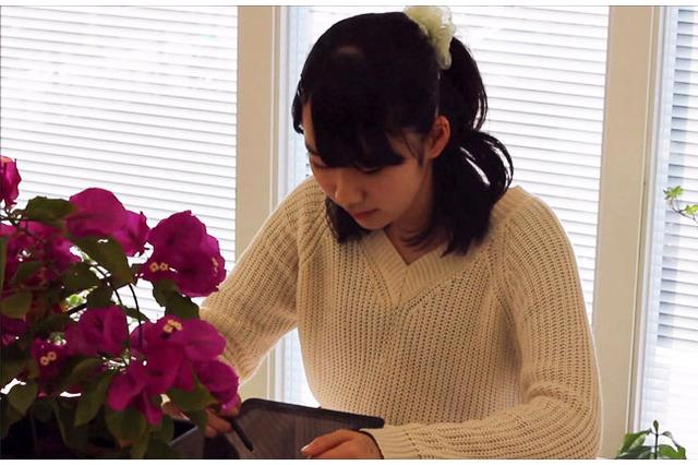 土曜日開講「寺子屋まつだ」タブレットで算数・数学をおさらい 画像