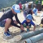 【夏休み】航海・マリンスポーツ…海洋体験キャンプ参加者募集 画像