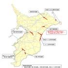 千葉県道路公社、東総有料道路など全7路線を夏期無料開放 画像