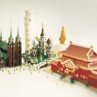 【冬休み】世界遺産40作品をレゴで再現…二子玉川ライズ12/26-1/5 画像
