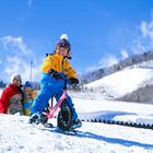 【冬休み】パウダースノーで雪遊び、長野・白馬の3スキー場に新設エリア登場 画像