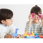 フェリシモ、個性を表現できる新しい積み木「KUUM」発売 画像