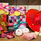 LUSH、バレンタイン限定バス&ボディケアの贈り物 画像