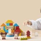 バンダイ・ディズニー・学芸大、想像力を育む積み木「KIDEA」開発 画像