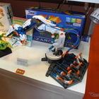 水圧で動くおもちゃロボットアーム4月発売、イーケージャパン 画像