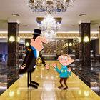 USJオフィシャルホテルにキッズ専用コンシェルジュ誕生 画像