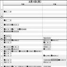 【中学受験2016】日能研「結果R4偏差値」首都圏・東海・関西 画像