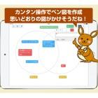 片山敏郎教諭グループ考案、デジタル思考ツール「Kangaroo」 画像
