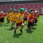 ユニクロとJFA、全国で6歳以下対象のサッカーイベント開催 画像