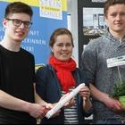 ドイツ初の学生プロジェクト「V3PO」、研究対象の挿し木が宇宙へ 画像