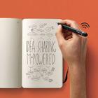 未来のノート!? 手書きのデータを瞬時にデジタル化 画像