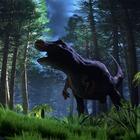 白亜紀の恐竜を実物大で楽しめる3Dシアター…ラグナシア 画像