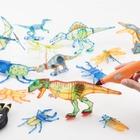 立体物が描ける「3Dドリームアーツペン」恐竜&昆虫セット発売 画像