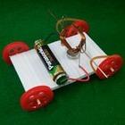 小学生向けクリップモーターカー作りイベント…講師は理科大教授 画像
