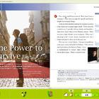 ピアソン桐原、高校英語教科書2種をiPadアプリとして提供…音声再生や書き込みも可能 画像