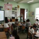 授業でタブレットではなく電子辞書を使う理由、アミークス国際学園 画像