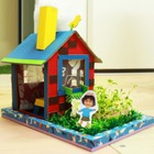【夏休み】YKK AP、親子ワークショップ開催…ミニチュアハウス作りで省エネを考える 画像