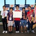 数学甲子園2014、灘高が初優勝…全員1年生の「おめがチーム」に栄冠 画像