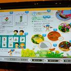【NEE2011】啓林館、小学校指導用の理科・算数デジタル教科書 画像